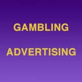 GAMBLING Advertising